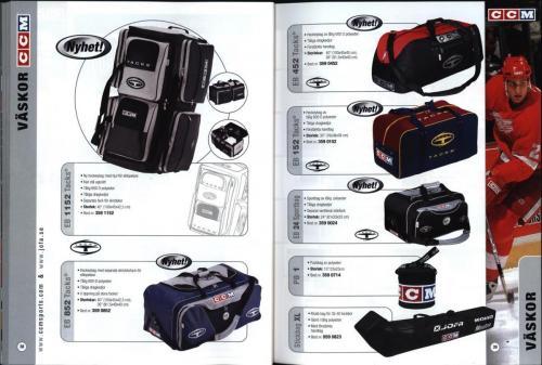 Ccm jofa koho hockeyutrustning 2002 Blad19