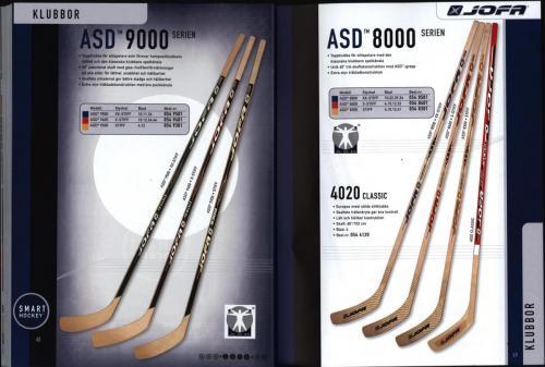 Ccm jofa koho hockeyutrustning 2002 Blad24