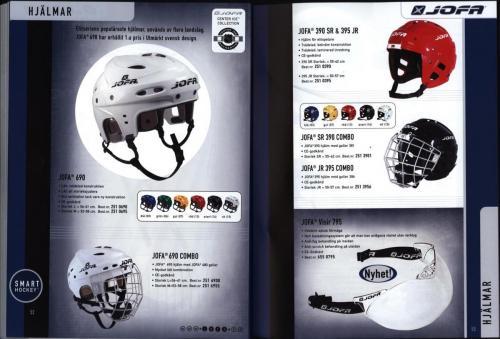 Ccm jofa koho hockeyutrustning 2002 Blad26