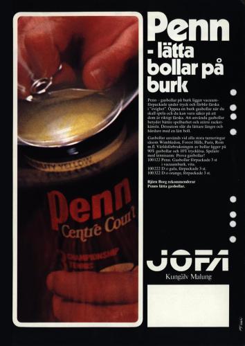 Donnay for dig och Bjorn 03