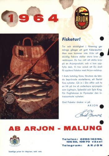 Fisketur med Arjon 1964 Sid02