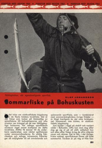 Fisketur med Arjon 1964 Sid21