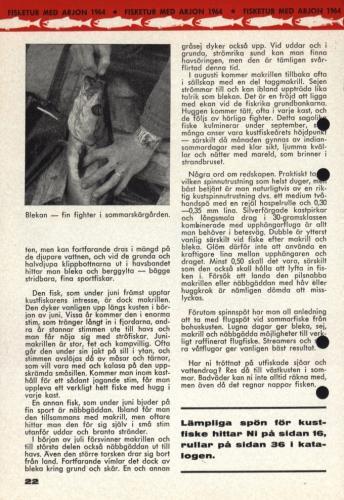 Fisketur med Arjon 1964 Sid22