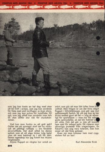 Fisketur med Arjon 1964 Sid24
