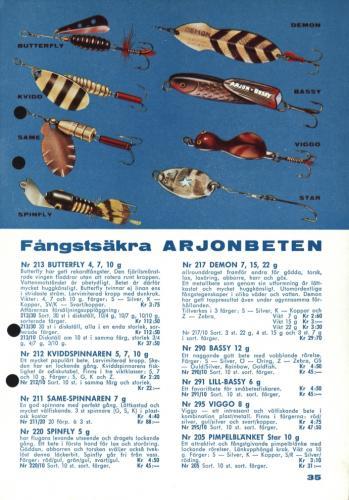 Fisketur med Arjon 1965 Sid35