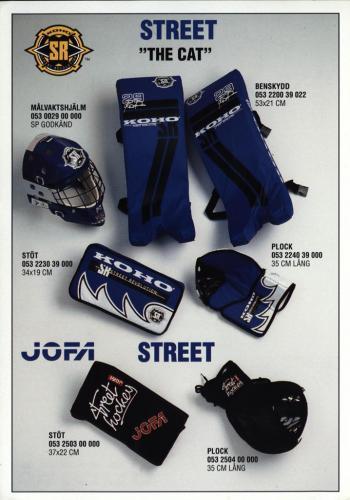 Inline street hockey Jofa 96 Blad02