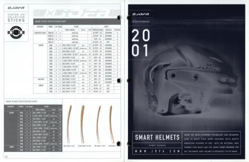 JOFA-katalog Canada 2001 Blad07
