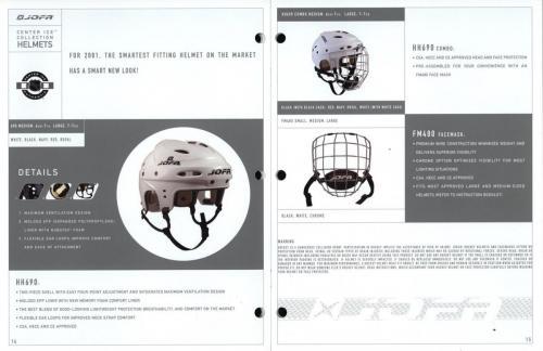 JOFA-katalog Canada 2001 Blad08