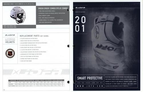JOFA-katalog Canada 2001 Blad09