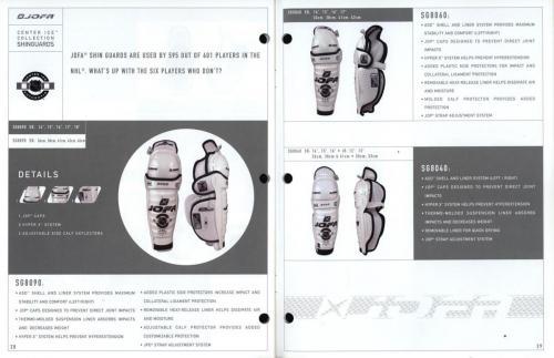 JOFA-katalog Canada 2001 Blad15