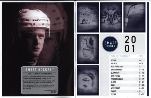 JOFA smart 2001 ice hockey eqipm 02