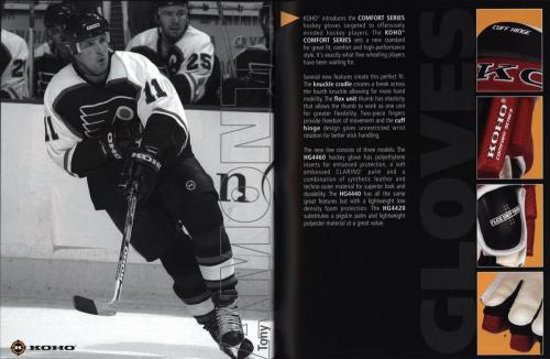 JOFA smart hockey 2004 equipm 34