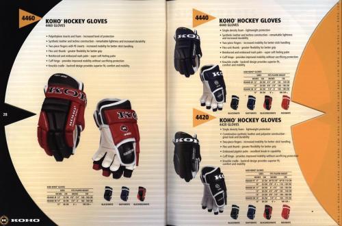 JOFA smart hockey 2004 equipm 35