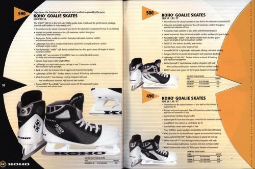 JOFA smart hockey 2004 equipm 39