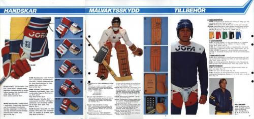 Jofa Hockey 1981-82 blad08-09