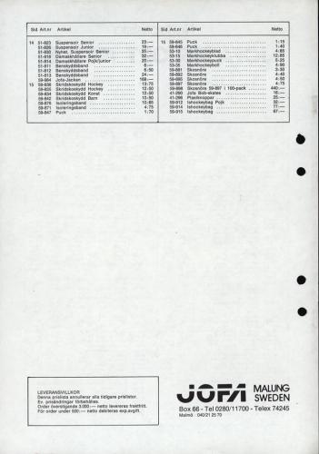Jofa Issport 80-81 nettoprislista 02