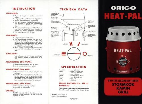 Jofa Origo heat-pal 03