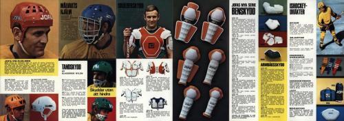 Jofa VM-hockey 1973-74 Liten broschyr 02
