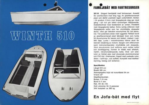 Jofa Winth 510 Bild02
