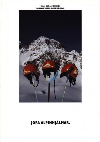 Jofa alpinhjälmar 01