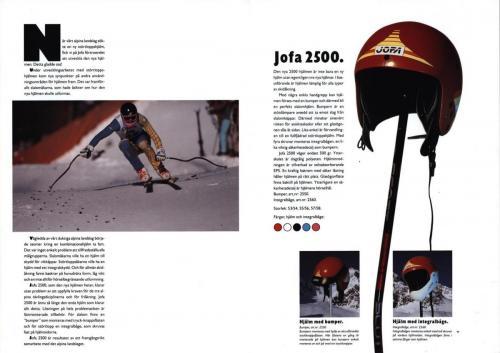 Jofa alpinhjälmar 02