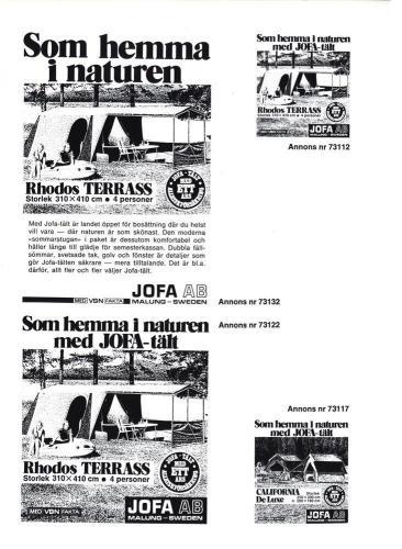 Jofa annonsservice 02