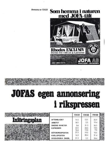 Jofa annonsservice 04