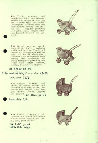 Jofa barnvagnar 03