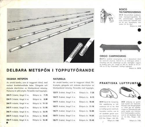 Jofa campingbok 1966 prislista Blad05