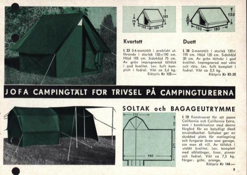 Jofa campingguide 1962 Blad09