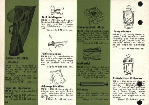Jofa campingguide 1964 Blad14