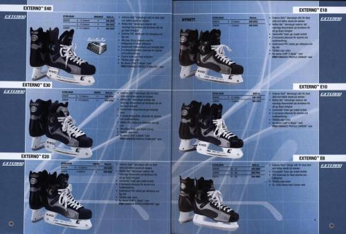 Jofa ccm hockeyutrustning 2003 Blad08