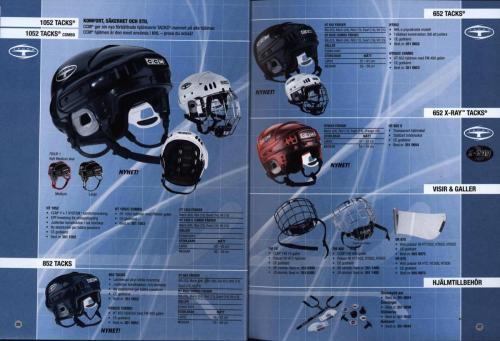 Jofa ccm hockeyutrustning 2003 Blad14