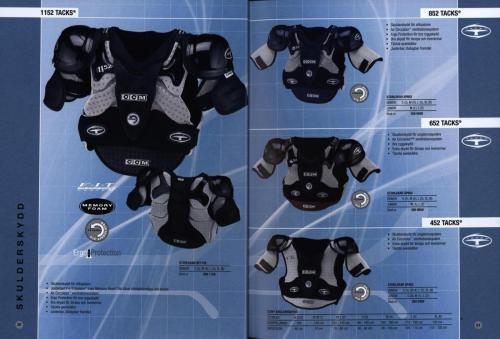Jofa ccm hockeyutrustning 2003 Blad16