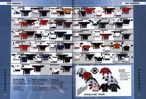 Jofa ccm hockeyutrustning 2003 Blad22