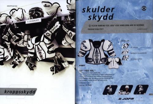 Jofa ccm hockeyutrustning 2003 Blad31