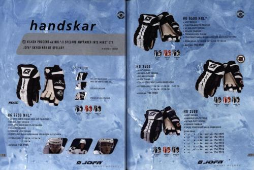 Jofa ccm hockeyutrustning 2003 Blad36