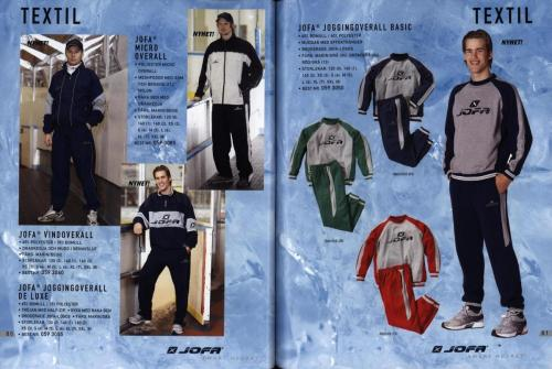 Jofa ccm hockeyutrustning 2003 Blad41