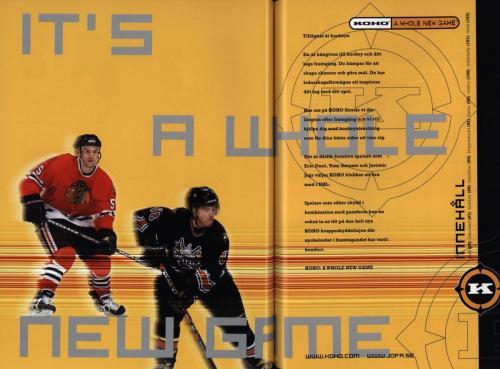 Jofa ccm hockeyutrustning 2003 Blad43