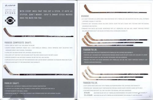 Jofa equipment guide 2002 Blad04