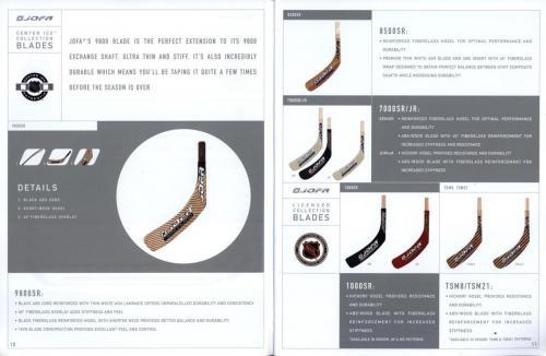 Jofa equipment guide 2002 Blad06