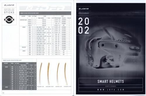 Jofa equipment guide 2002 Blad07