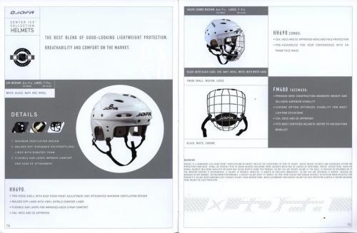Jofa equipment guide 2002 Blad08