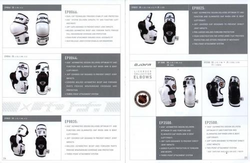 Jofa equipment guide 2002 Blad13