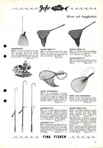 Jofa fiske Sid23