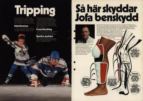 Jofa hockeyfantomer 11