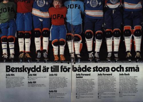 Jofa hockeyfantomer 12