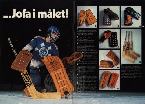 Jofa hockeyfantomer 15