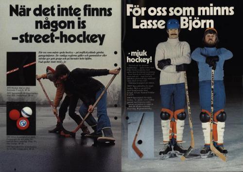 Jofa hockeyfantomer 16