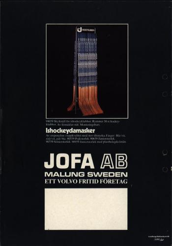 Jofa hockeyfantomer 17